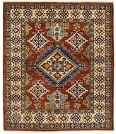 "Bloomingdale's Gabbeh Collection Oriental Area Rug, 5'2"" x 5'10"""