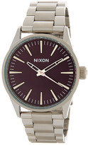 Nixon Men&s Sentry Bracelet Watch
