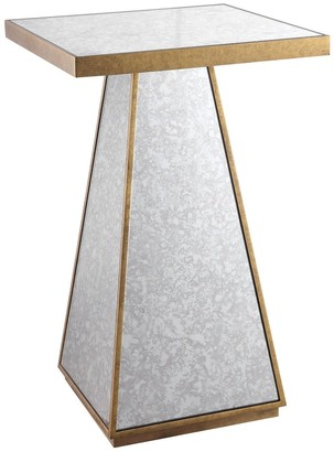 Uttermost Atlee Mirrored Accent Table