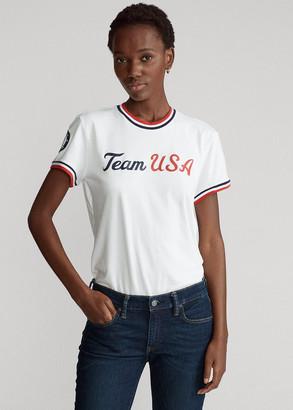 Ralph Lauren Team USA One-Year-Out Tee