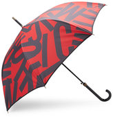 Moschino Letters Long Stick Umbrella