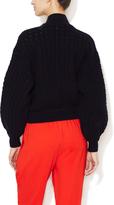 Stella McCartney Chunky Knit Jacket