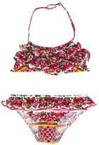Dolce & Gabbana Mambo print bikini
