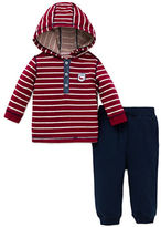 Little Me Baby Boys Two-Piece Jacket and Pants Set
