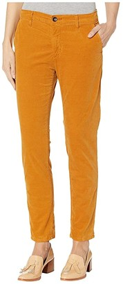 AG Jeans Caden in Richie Gold (Richie Gold) Women's Casual Pants