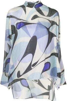 Emilio Pucci Alex print silk blouse