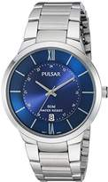 Pulsar Men's PS9355X Stainless Steel Watch