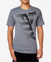 Fox Men's Shiv Graphic-Print Logo Tech T-Shirt