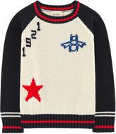 Gucci Graphic sweater