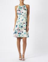 Monsoon Daya Jacquard Short Dress