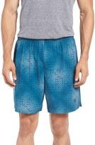 New Balance Men's 'Shift' Athletic Fit Print Training Shorts