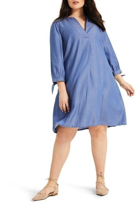 Studio 8 Agatha Tie Sleeve Dress