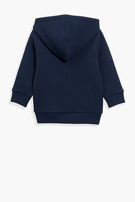 Country Road Unisex Quilted Hooded Sweat