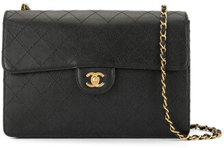 Chanel Pre-Owned 1994/00 diamond quilted chain shoulder bag