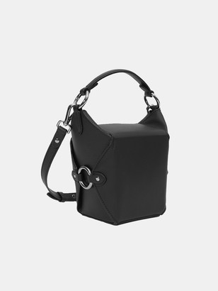Jeff Wan Lunch Box Bucket Bag 11