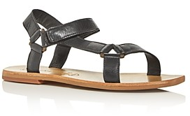 ST. AGNI Women's Sportsu Strappy Sandals