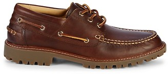 Sperry Gold Cup Authentic Original 3-Eye Lug Boat Shoes