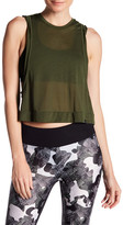 Koral Cut Crop Tank