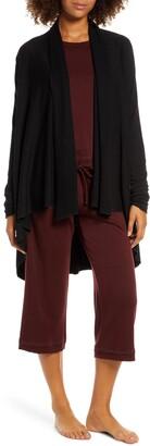 Groceries Apparel Scarlette High/Low Blanket Cardigan