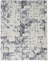 Nourison Urban Decor Slate Contemporary Rug