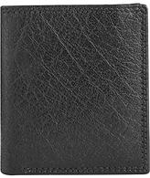 John Lewis Katta Aniline Leather Credit Card Wallet, Black