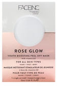 Nails Inc NAILSINC FACEINC Rose Glow Peel Off Pod Mask 10ml