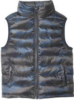Joe Fresh Toddler Boys' Zip Vest, Blue (Size 2)