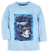 3 Pommes Infant Boys' Born to Ride Tee - Sizes 3-24 Months