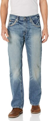 Ariat Men's Men's M5 Slim Fit Straight Leg Jean