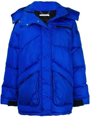 Givenchy 4G logo padded jacket