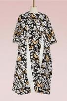 Jil Sander Printed cotton coat