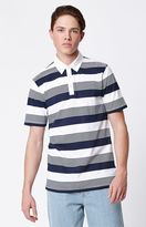 Vans Chima II Striped Polo Shirt