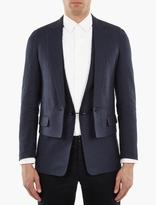 Maison Margiela Navy Jacket and Waistcoat