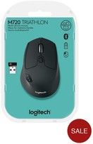 Logitech M720 Triathlon - Mouse For Windows And Mac