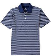 Brooks Brothers Stripe Short-Sleeve Polo Shirt