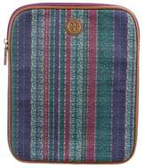 Tory Burch Striped iPad Case
