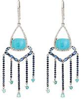 Sharon Khazzam Women's Shirley Drop Earrings