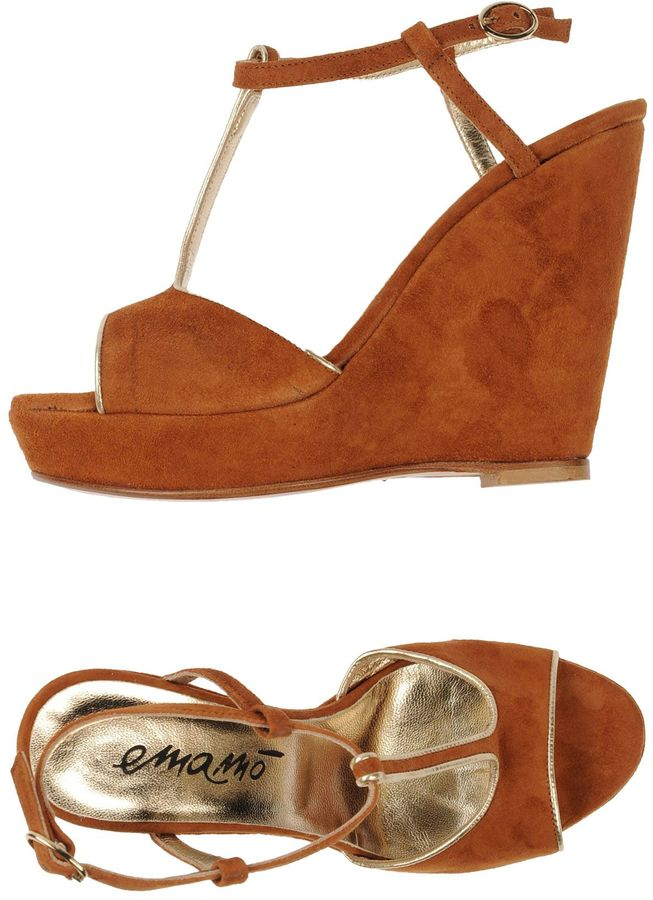 Emamo Wedges