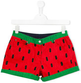 Stella McCartney Hula shorts - kids - Cotton/Polyester/Spandex/Elastane - 14 yrs