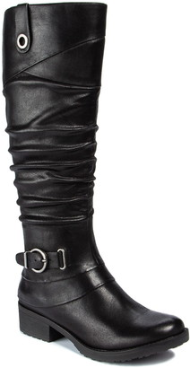 Bare Traps Onika Tall Shaft Boot - Wide Calf