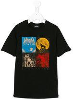 Diesel Trigg T-shirt - kids - Cotton - 8 yrs
