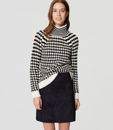 LOFT Petite Herringbone Sweater