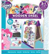 Bendon My Little Pony Wooden Easel with Accessories