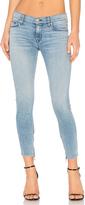 Hudson Nico Ankle Zip Super Skinny