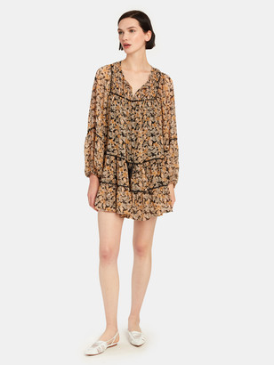 Free People Free Swinging Mini Dress