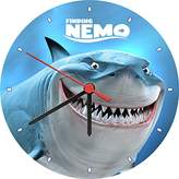 HKK custom Pixar Disney Finding Nemo Bruce Jaws Shark Wall Clock