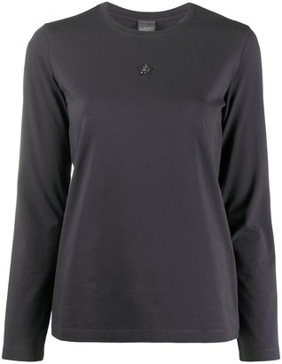 Lorena Antoniazzi Casual Long-Sleeve T-Shirt