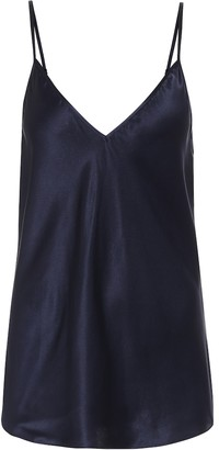 Lee Mathews Stella silk-satin camisole