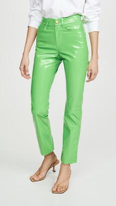 Simon Miller Straight Jeans
