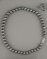 Mikimoto Special Edition Black South Sea Pearl Set